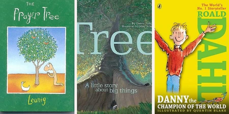 The Prayer Tree, Tree and Danny the Champion of the World