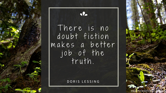 There is no doubt fiction makes a better job of the truth.