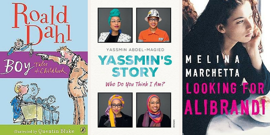 Boy, Yassmin's Story and Looking for Alibrandi