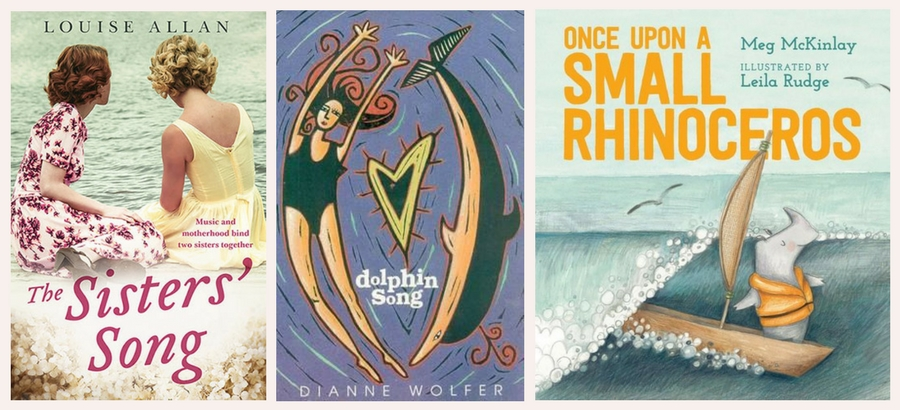 The Sisters' Song, Dolphin Song, Once Upon a Small Rhinoceros