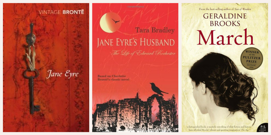 Jane Eyre, Jane Eyre's Husband and March