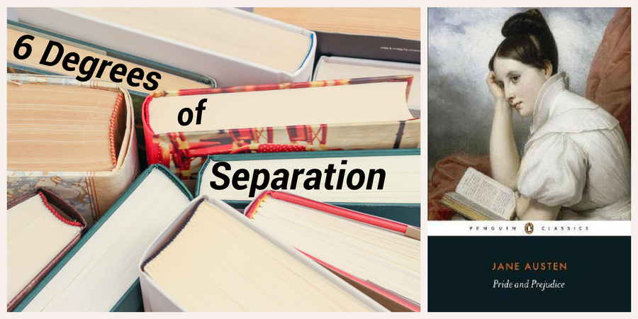 6 Degrees of Separation Pride and Prejudice