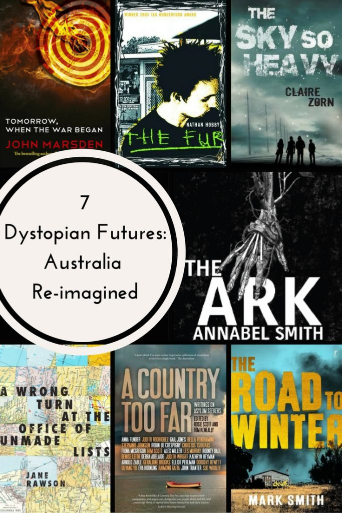7 Dystopian futures- A Re-imagined Australia
