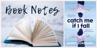 Book Notes: Catch Me If I Fall by Barry Jonsberg