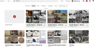 Tracing Your Family History – on Pinterest