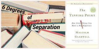 6 Degrees of Separation: From The Tipping Point to Charlotte's Web