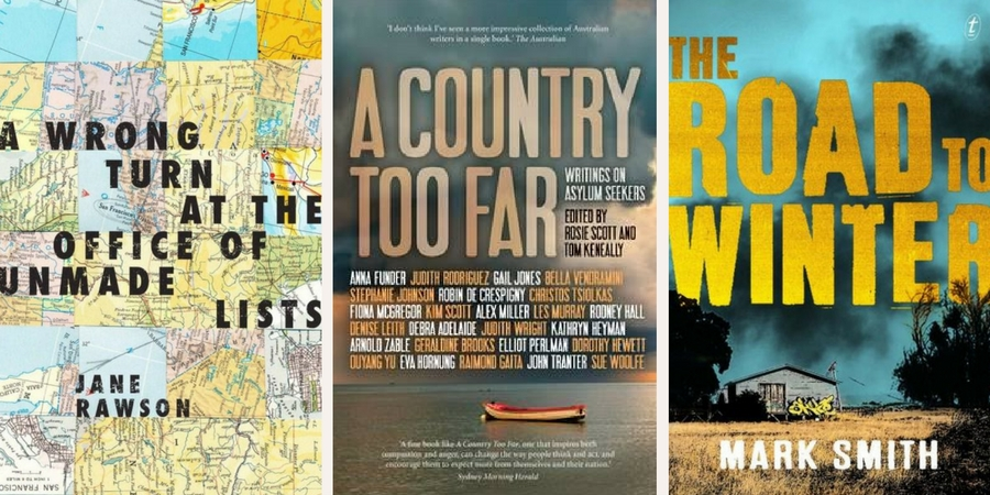 Dystopian Fiction- Australia Reimagined part 1