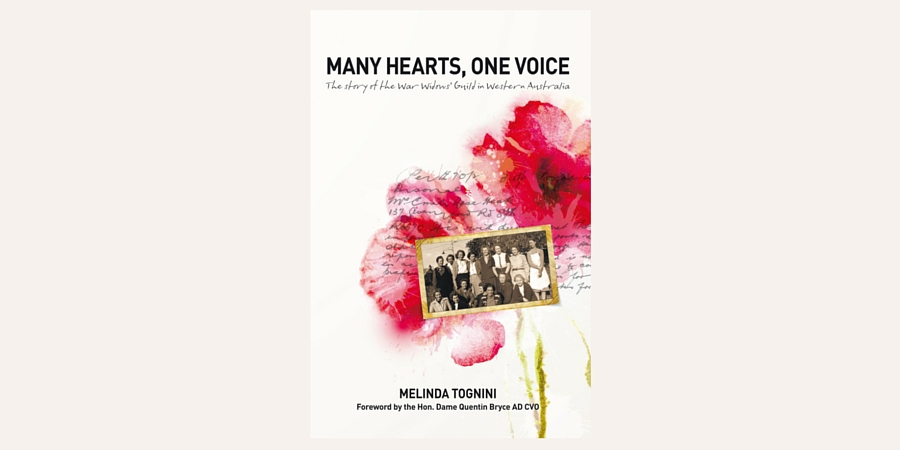Many Heart, One Voice cover