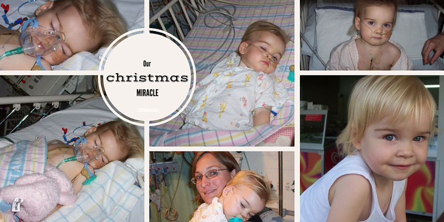 Our Christmas Miracle - journey to recovery from open heart surgery