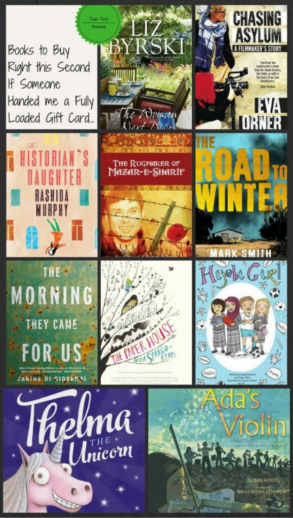 Top Ten Tuesday- 10 Books to Buy with a Fully Loaded Gift Card Pinterest (2)