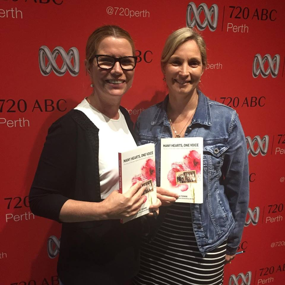 With Gillian O'Shaughnessy at 720 ABC