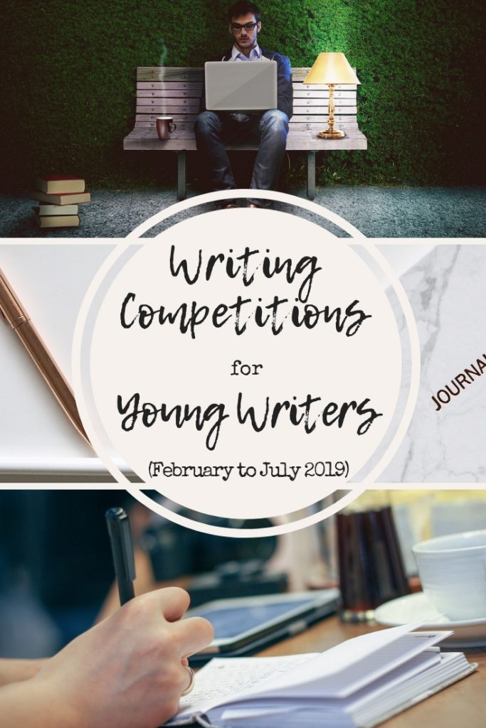 Writing Competitions for Young Writers in Australia: February to