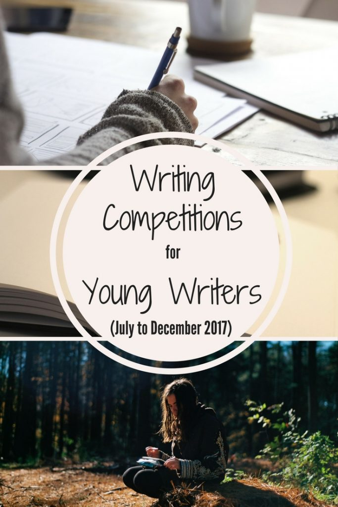 writing-comps-for-young-writers-july-to-december-2017