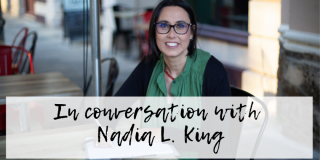Claire Malone Changes the World: In Conversation with Nadia L. King