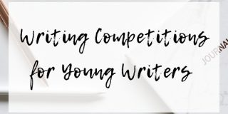Writing Competitions for Young Writers in Australia: February to July 2019